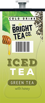 Bright Tea Iced Green Tea With Honey 20 Ct