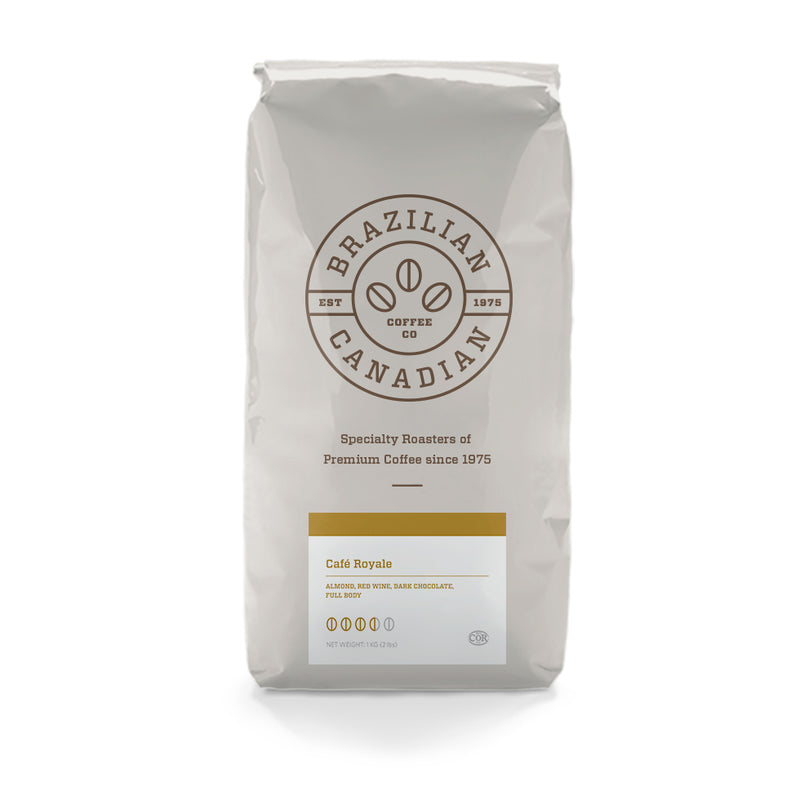 Brazilian Cafe Royale Whole Bean 2LBS