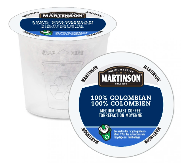 Martinson 100% Colombian  24CT