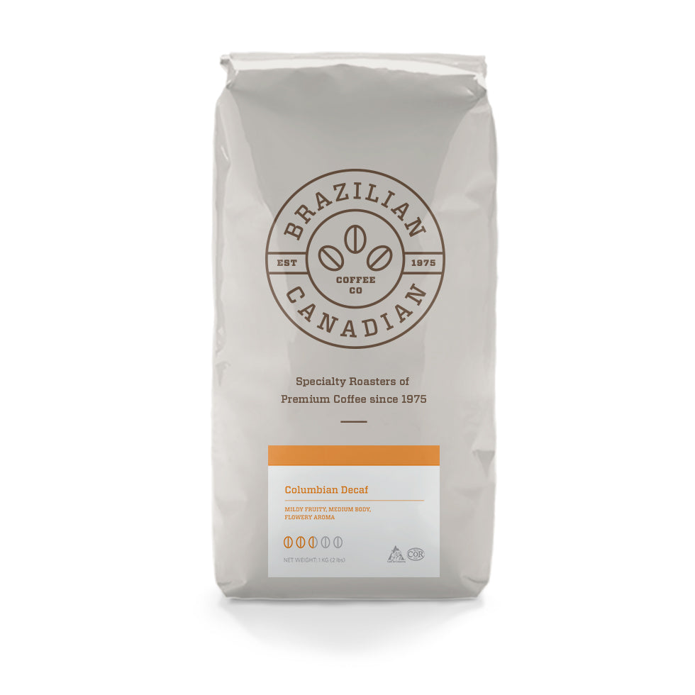 Brazilian Natural Decaf 2LBS