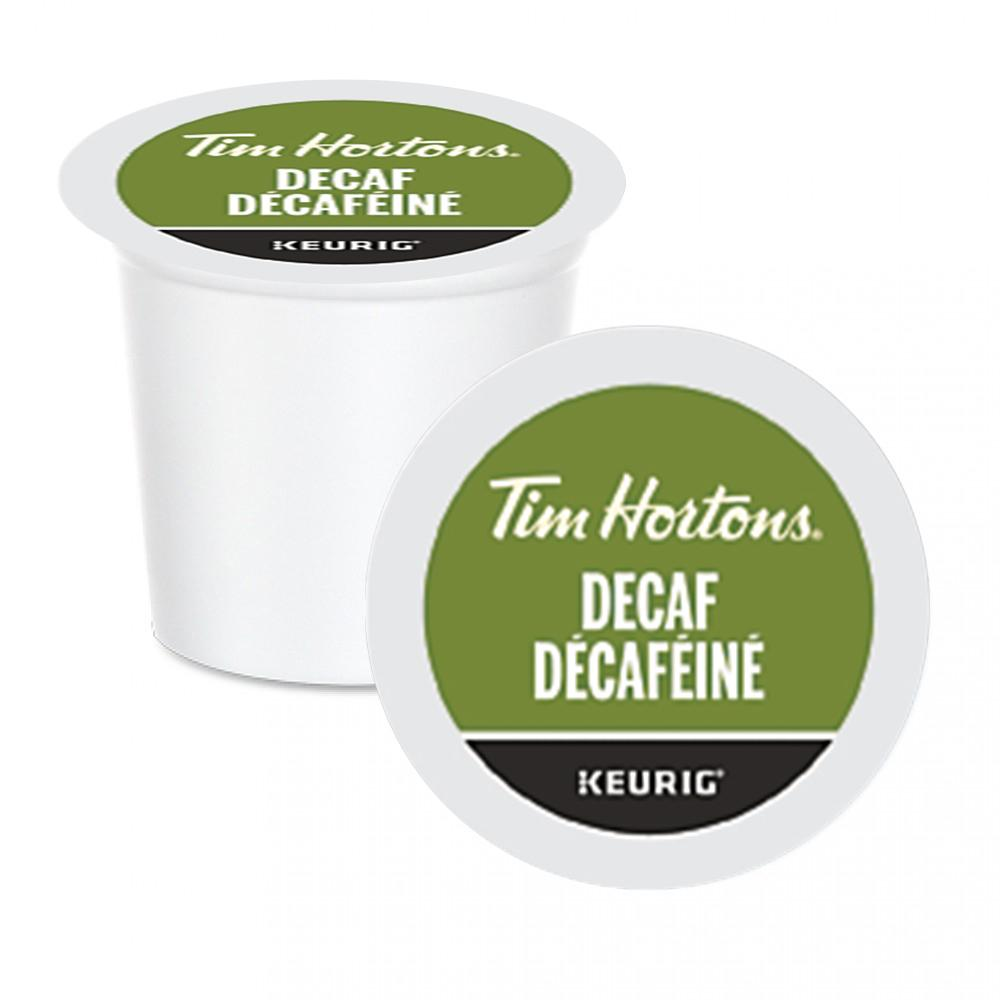 Tim Hortons Decaf Coffee K Cup 24 CT