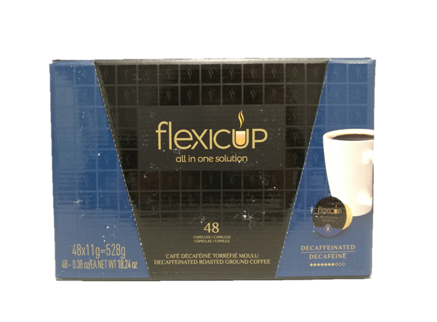 Flexicup Decaffeinated Coffee Capsules 48CT