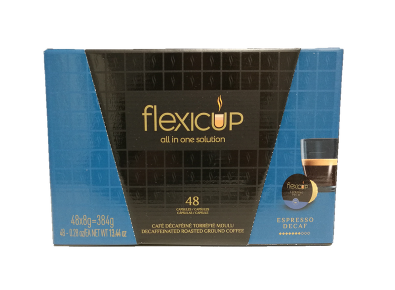 Flexicup Espresso Decaffeinated Capsules 48CT