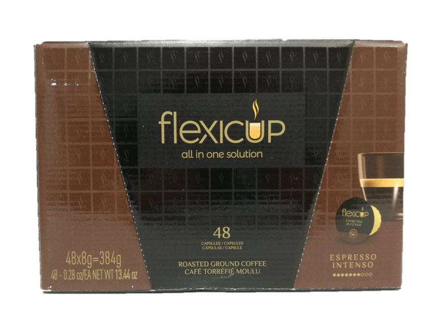 Flexicup Espresso Intenso Capsules 48CT
