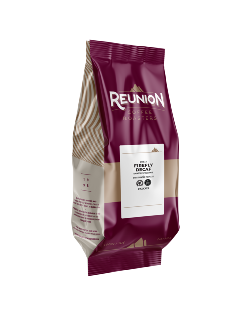 Reunion Firefly Decaf Whole Bean 2lbs