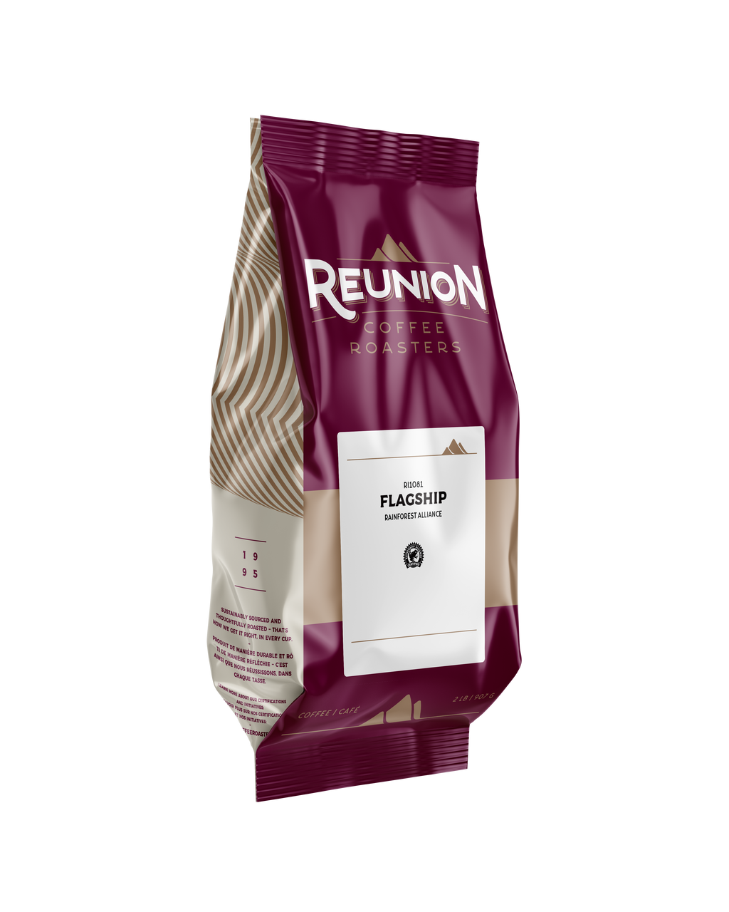Reunion Flagship Whole Bean 2lbs