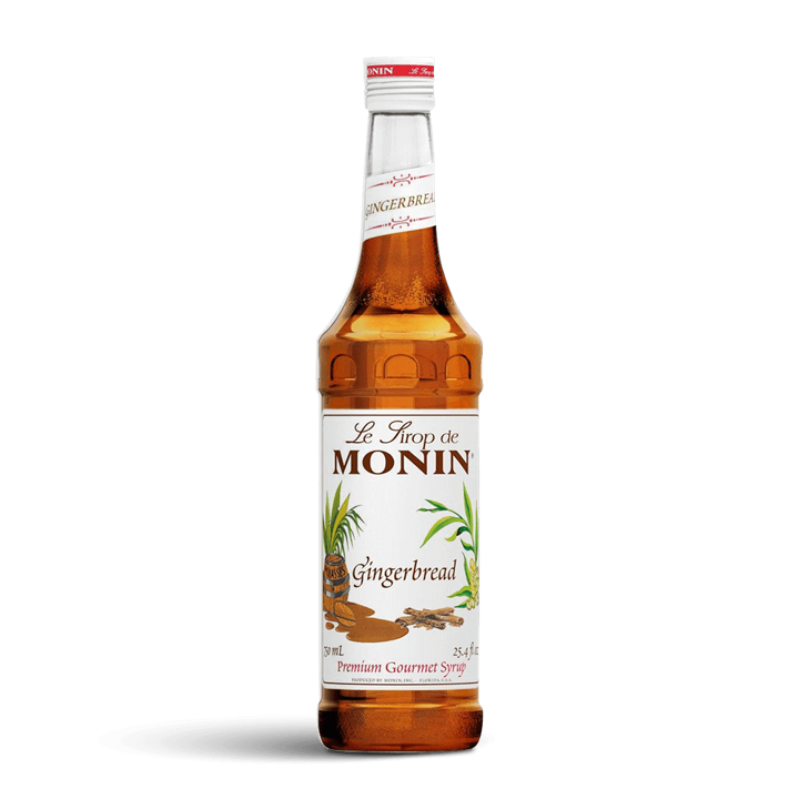 Monin Gingerbread Syrup 750ml, With Pump