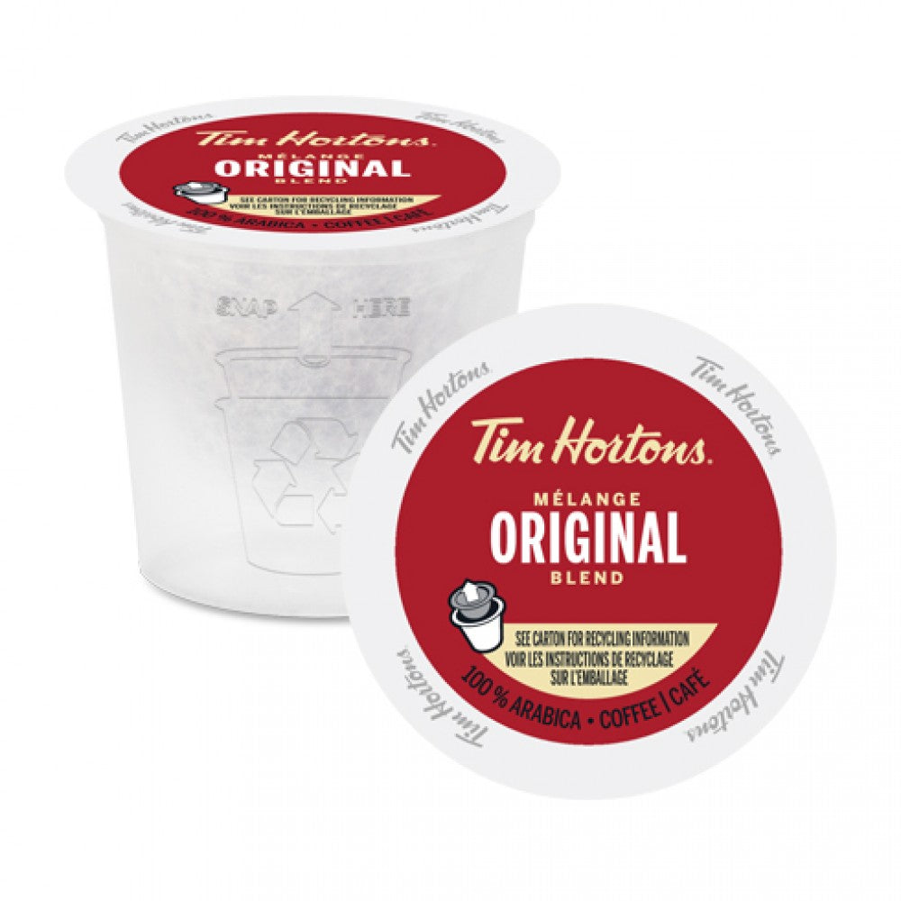 Tim Hortons Original Blend K Cup 24 CT