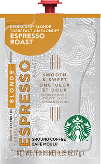 Flavia Starbucks Blonde Espresso 80ct