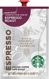 Flavia Starbucks Dark Roast Espresso 80ct