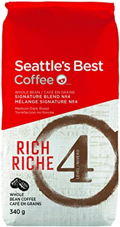 SBC Signature No. 4 Whole Bean 12oz