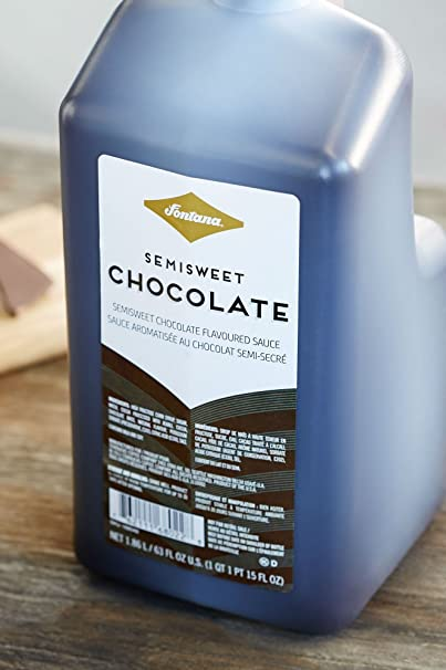 Starbucks Semi-Sweet Chocolate Sauce 63 Fl Oz
