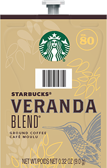 Flavia Starbucks Veranda Blend - Blonde 80ct
