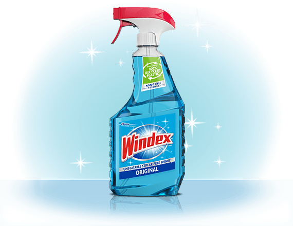 Windex Glass Cleaner 765ml