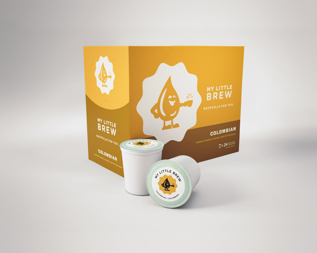 My Little Brew Colombian K Cups 24 CT