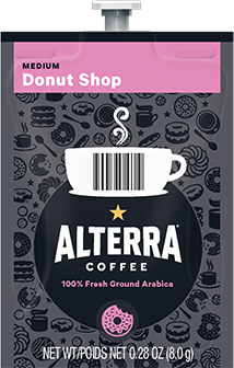 Flavia Alterra Donut Shop Blend 100ct