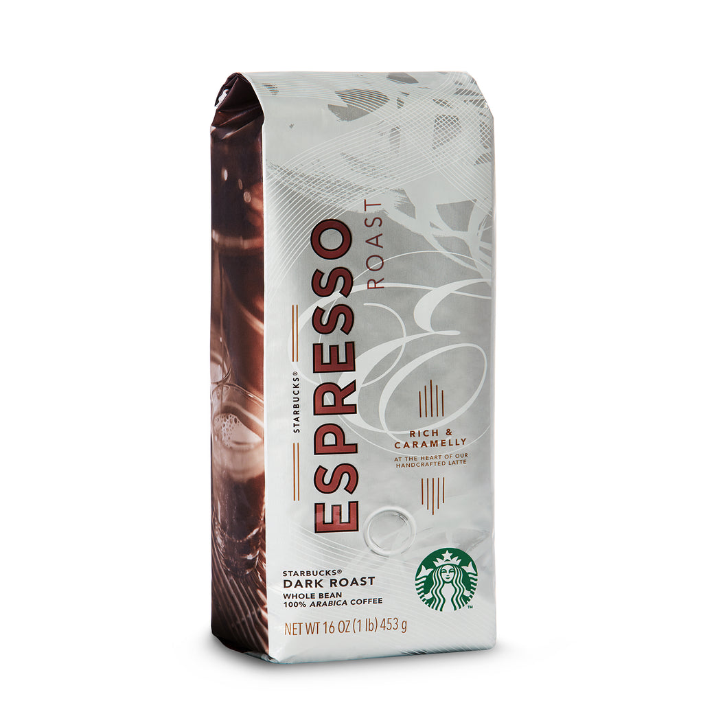 Starbucks Espresso Whole Bean 1lb