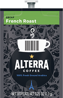 Flavia Alterra French Roast Decaf 100ct