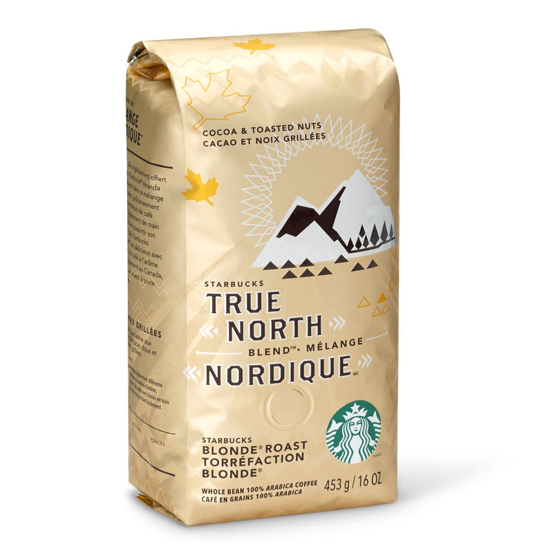 Starbucks True North Whole Bean 1lb