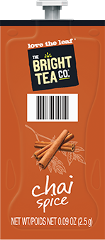 Flavia Bright Tea Chai Spice 100ct