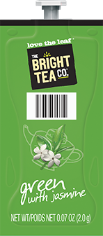 Flavia Bright Tea Green With Jasmine 100ct