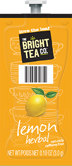 Flavia Bright Tea Lemon Herbal 100ct