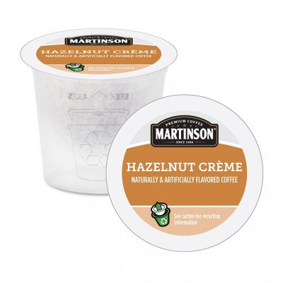 Martinson Hazelnut Creme 24CT