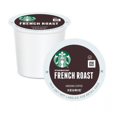 Starbucks French Roast K Cups 24 CT