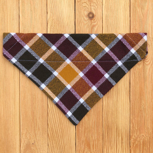 Apple Cider Dog Bandana