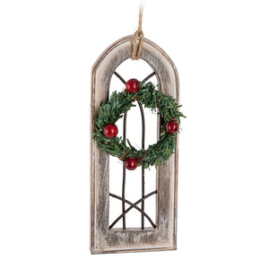 Vintage Window Ornament