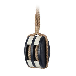 Pulley with Jute Loop