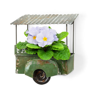 Farmhouse Wagon Planter