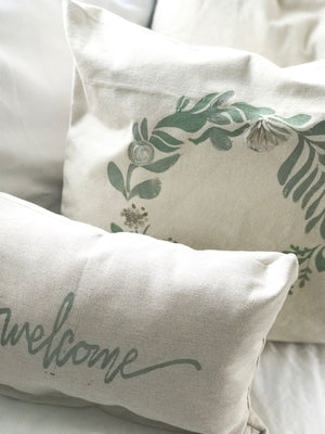 Paint Your Own Pillow Workshop | Whitby