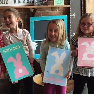 Kids' Spring Bunny Workshop | Whitby Location