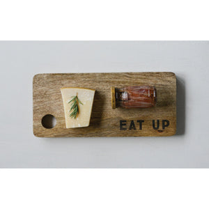 EAT- CUTTING BOARD-CHEESE BOARD