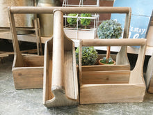 Load image into Gallery viewer, Wood Planter Boxes