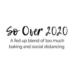 So Over 2020 soy candle