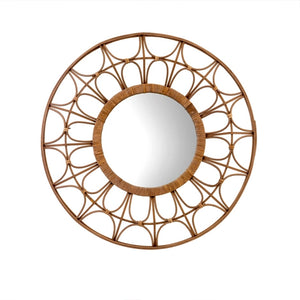 Wood Nomad Mirror