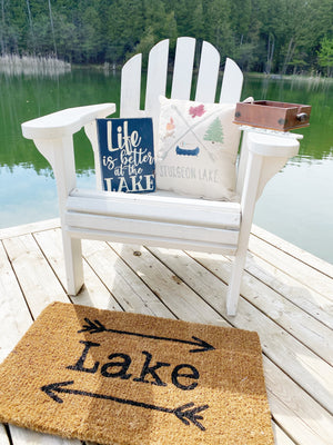 Life is Better at the Lake Package