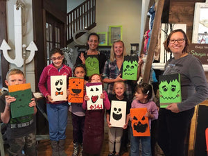 Kids Halloween Workshop | Whitby