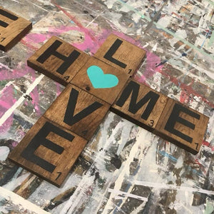 SALE!  Scrabble Tiles Workshop | Port Perry Location - April 19