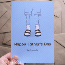Trendsetter | Greetings Card | CardyGoons