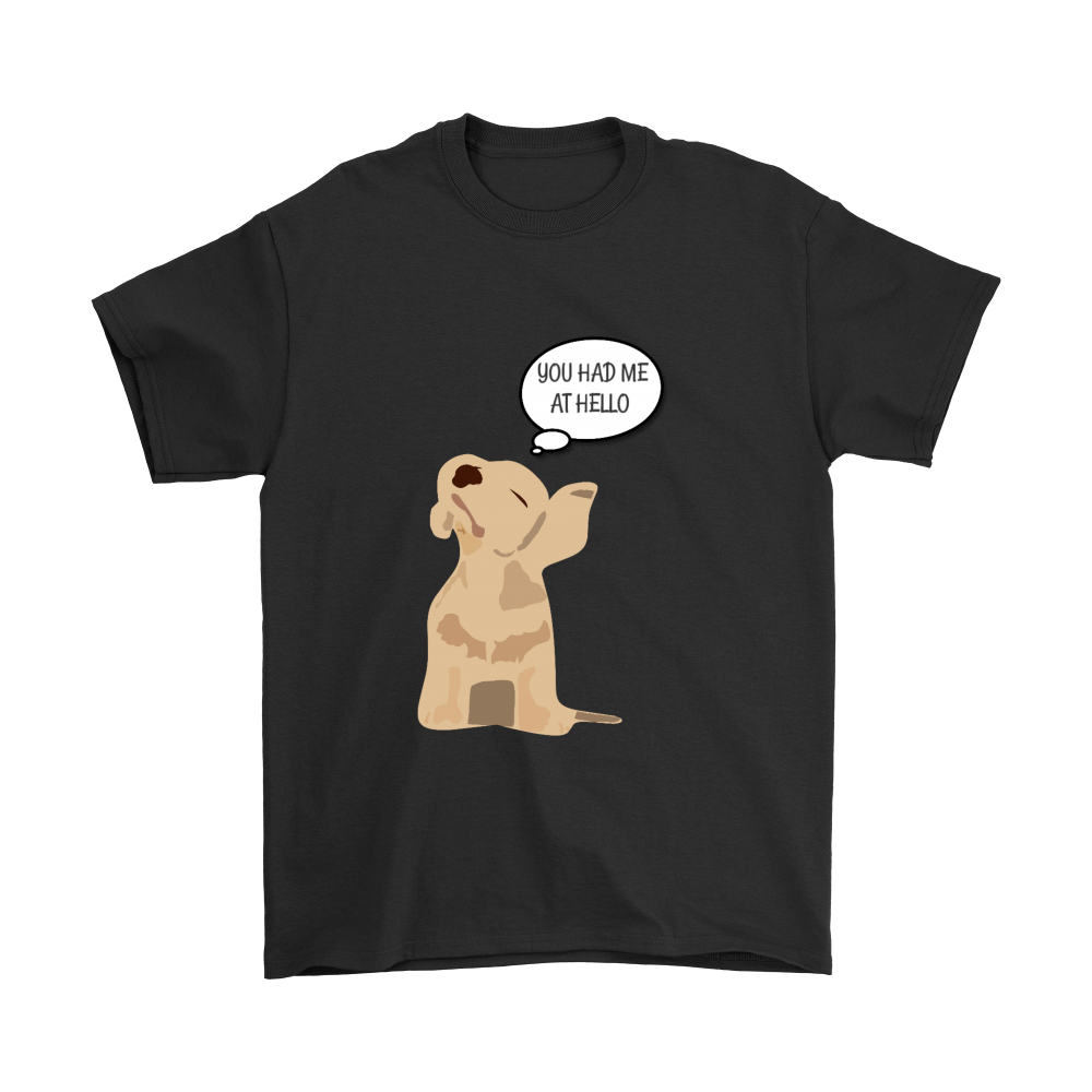 You Had Me At Hello T-shirt - Mens