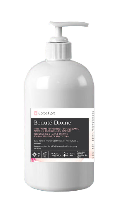 Corpa Flora Beaute Divine Cleansing Oil