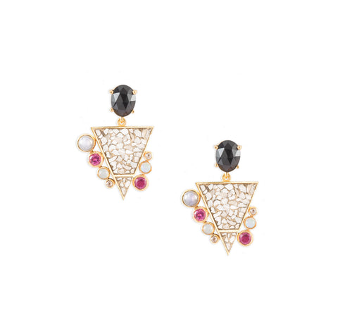 Kamla Earrings BO