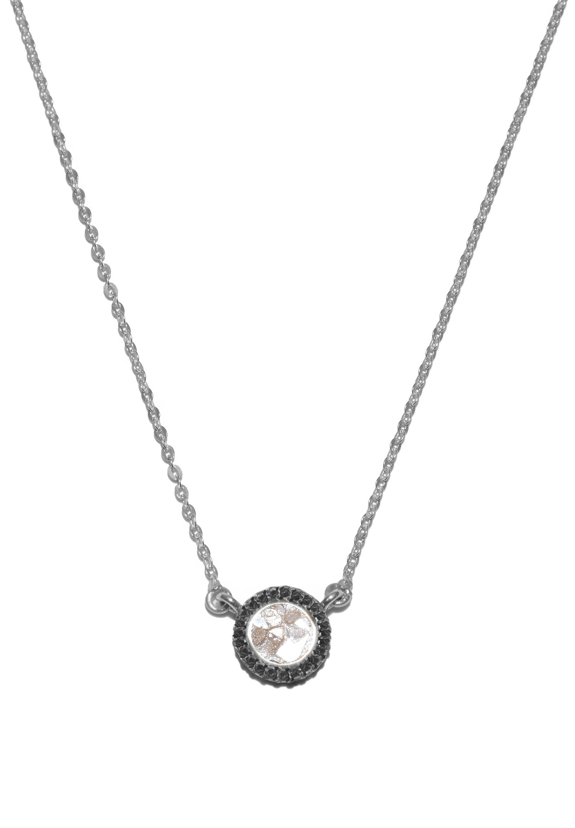 Alex Pendant Black Diamond