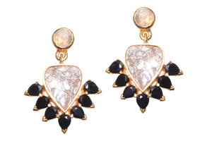 Carmes Earrings YG