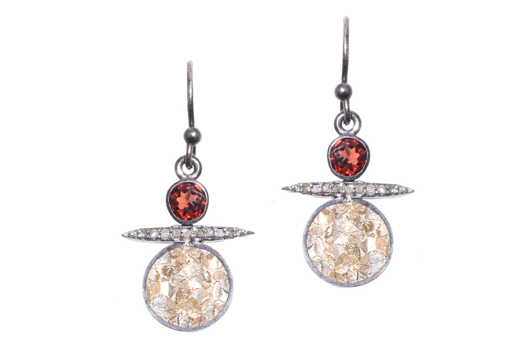 CASSINI EARRINGS OS
