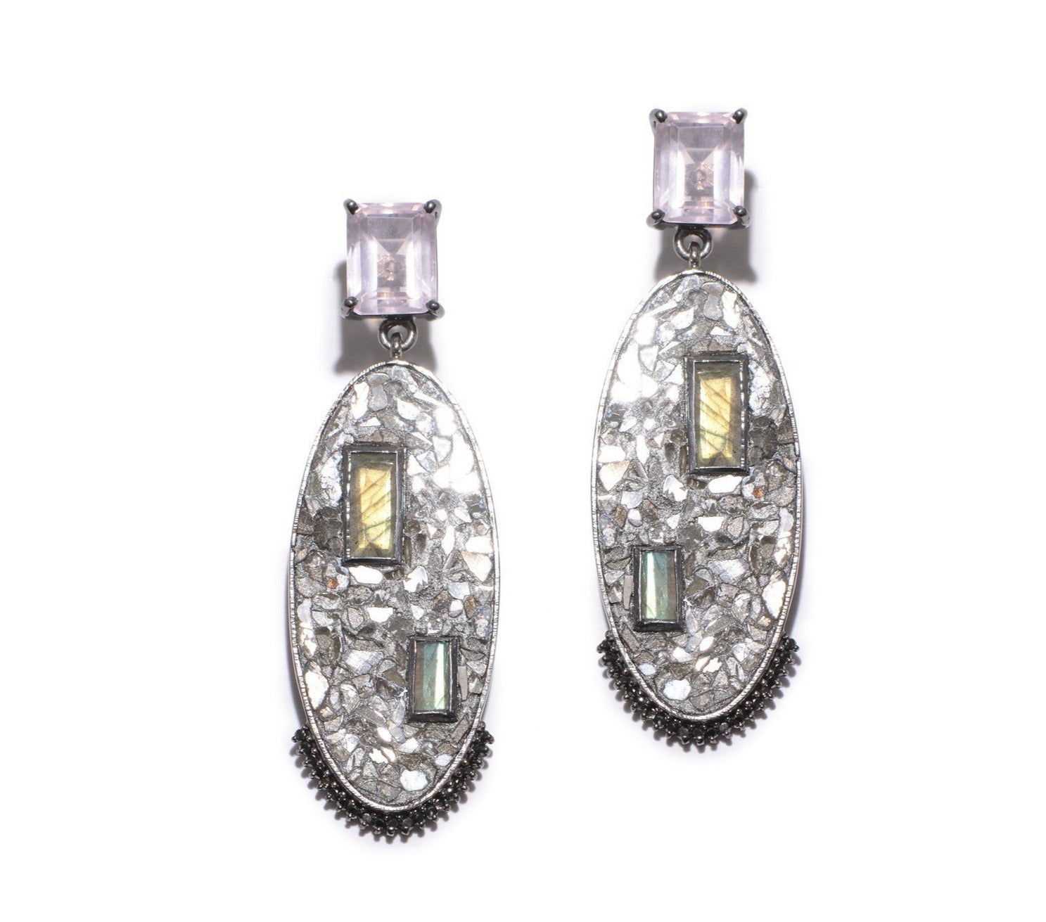 Chrysi Earrings OS
