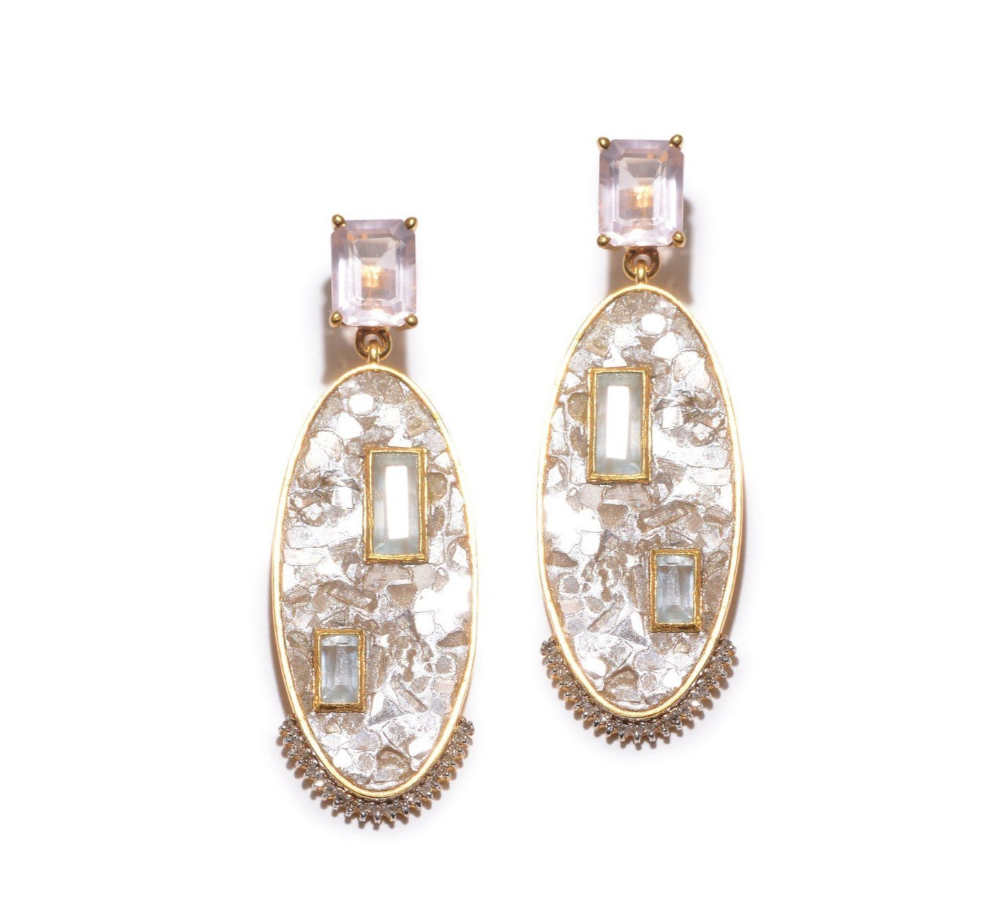Chrysi Earrings YG